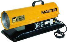 Воздухонагреватель дизельный Master B 65 CEL DIY
