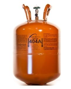 Фреон (хладон, хладаген) R 404А в одн. баллоне 10,9 кг