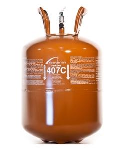 Фреон (хладон, хладаген) R 407С в одн. баллоне 11,3 кг